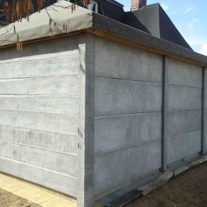 Ogrodzenia betonowe 39