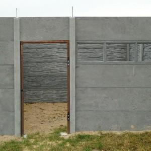 Ogrodzenia betonowe 59